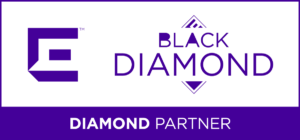 black diamond partner logo